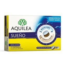 Aquilea Descanso Sueño 15 Comprimidos Bicapa