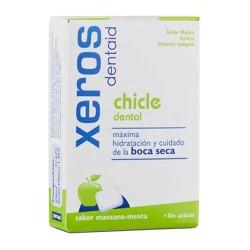 Dentaid Xerox Chicle Dental Sabor Menta-Manzana 20 Unidades