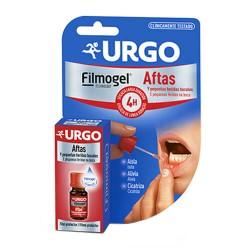 Urgo Filmogel Aftas y Pequeñas Heridas Bucales 6 ml.