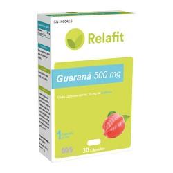 RELAFIT MS GUARANA 30 CAPSULAS