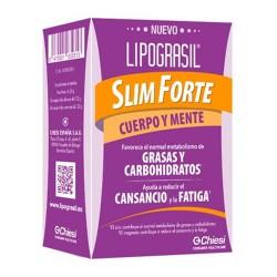 Lipograsil Slim Forte Cuerpo y Mente 60 Cápsulas
