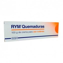 RYM QUEMADURAS CREMA 100 GRAMOS