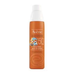 Avene Solar Spray Especial Niños SPF50+ 200 ml.