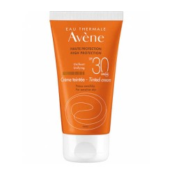 Avene Solar Crema Coloreada SPF30+ 50 ml.