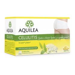 AQUILEA CELULITIS 20 FILTROS 1,2 GRAMOS