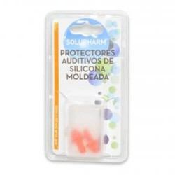 SOLUPHARM TAPONES SILICONA MOLDEABLE 4 UNDS