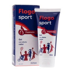 FLOGO SPORT PREPARAC GEL EFECT CALOR 100ML