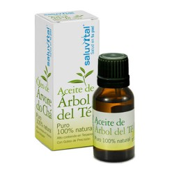 SALUVITAL ACEITE DE ARBOL DE TE 30 ML