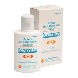 ACEITE DE ALMENDRAS DULCES NAMIRA 125 ML.