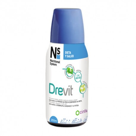 NS DRENANTE 250 ML CINFA