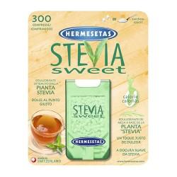 HERMESETAS STEVIA 300 COMP