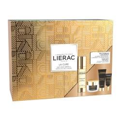 Lierac Cofre Premium La Cure Sérum 30 ml. + Crema Voluptuosa 15 ml. + Mascarilla 10 ml. + Contorno 3 ml.