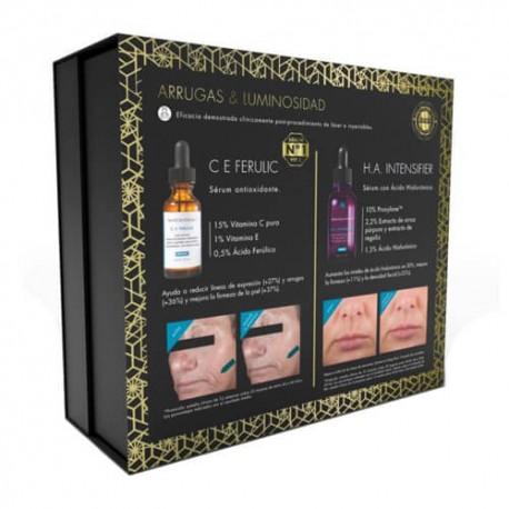 SkinCeuticals Cofre CE Ferulic 30 ml. + H.A. Intensifier 30 ml.
