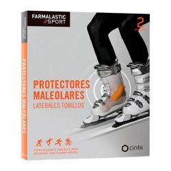 FARMALASTIC SPORT PROTECTORES MALEOLARES 2UDS