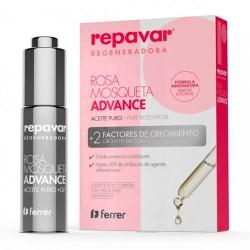 REPAVAR REGEN ACEITE ROS MOSQU ADVANC 15ML