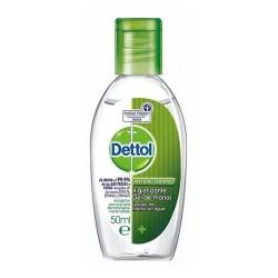 Dettol Gel Higienizante de Manos Antibacteriano 50 ml.