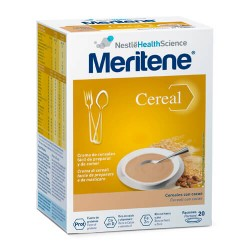 MERITENE CEREAL CEREALES CON CACAO 2SOB 300G