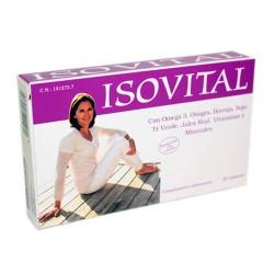 ISOVITAL 30 CAPSULAS