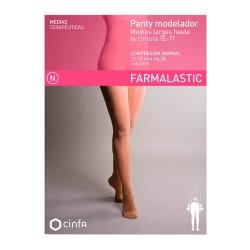 FARMALASTIC PANTY CN MODELADOR BEIGE T/M