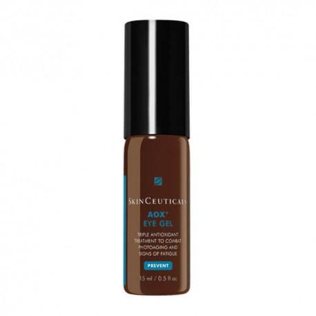 SkinCeuticals AOX+ Eye Gel Tratamiento Triple Antioxidante Ojos 15 ml.