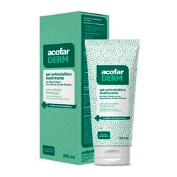 ACOFARDERM GEL ANTICELULITICO REAFIRMANTE 200ML