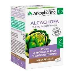 ARKOCAPSULAS ALCACHOFA 80 CAP