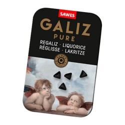 SAWES GALIZ PURE REGALIZ CARAMELOS 20G