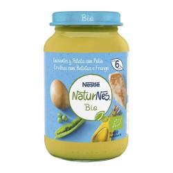 Nestlé NaturNes Bio Hortalizas Con Ternera 190 gr.