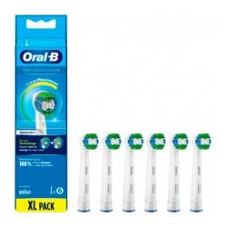 ORAL B RECAMBIO PRECISION CLEAN EB20 6U