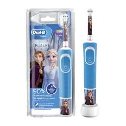 Oral-B Kids Frozen II Cepillo Dental Eléctrico 1 Unidad