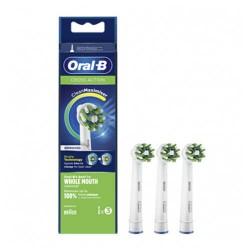 Oral-B CrossAction Cabezales de Recambio 3 Unidades
