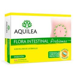 AQUILEA PROBIOMAX FLORA INTESTINAL 10 CAPS.