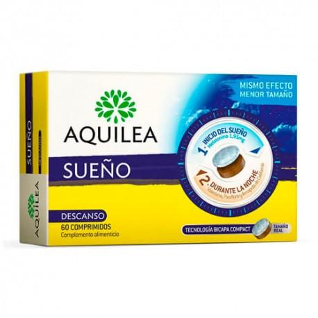 Aquilea Descanso Sueño 60 Comprimidos Bicapa