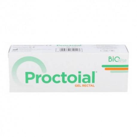 Proctoial Gel Hemorroidal Con Aplicador 30 ml.