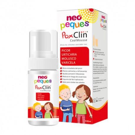 NEO PEQUES POXCLIN COOLMOUSSE ESPUMA 100 ML