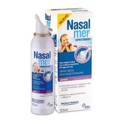 Nasalmer Hipertónico Junior Spray Nasal Descongestionante 125 ml.