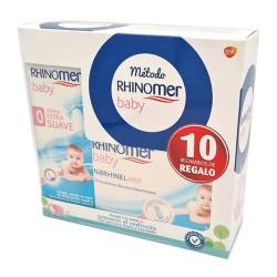 Rhinomer Baby Pack Spray Nasal + 10 Recambios Aspirador de Regalo
