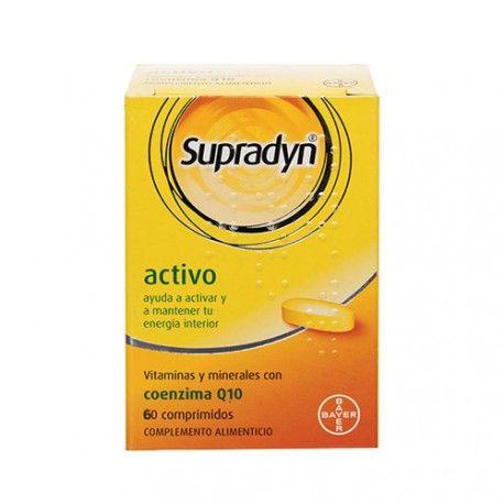 Supradyn Activo Q10 60 Comprimidos