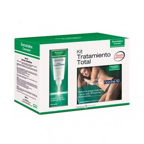 Somatoline Cosmetic Kit de Tratamiento Total
