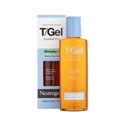 Neutrogena T/Gel Champú Cabello Normal / Graso 250 ml.