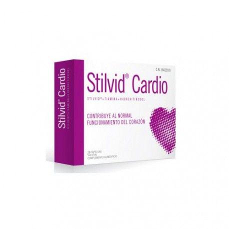 Stilvid Cardio 28 Comprimidos
