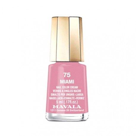 Mavala Esmalte de Uñas 75 Miami 5 ml.