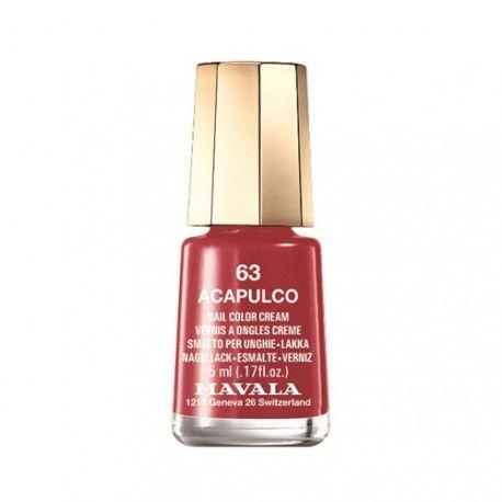 Mavala Esmalte de Uñas 63 Acapulco 5 ml.