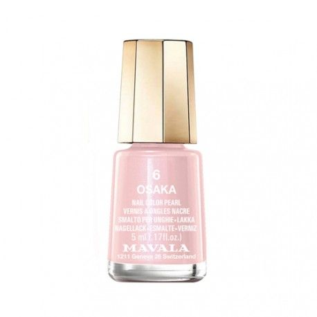 Mavala Esmalte de Uñas 6 Osaka 5 ml.