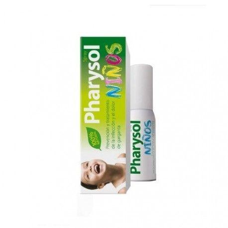 Pharysol Niños Spray 20 ml.