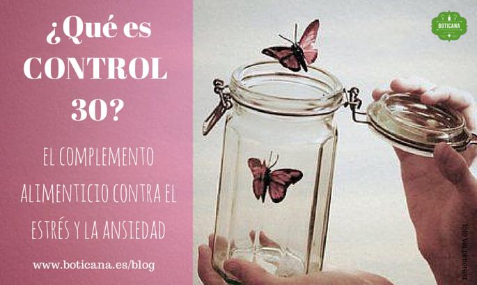 control 30 estres ansiedad boticana